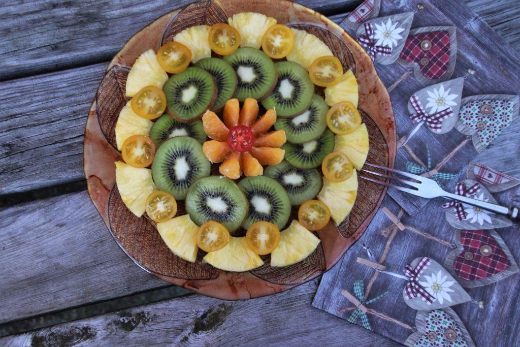 retete cu ananas salata cu ananas