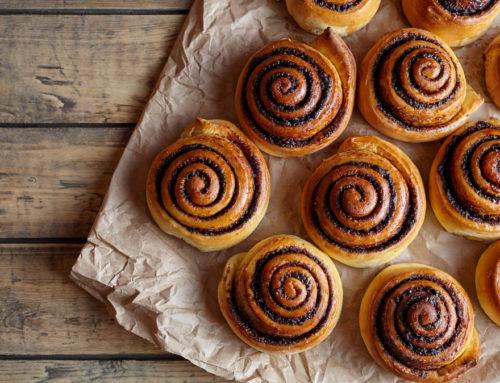 3 rețete de prăjituri delicioase de post
