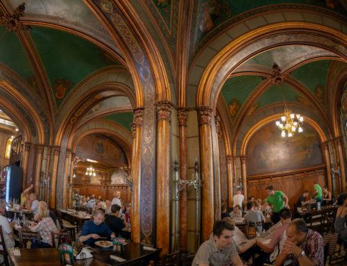 8 restaurante cu specific românesc din București în care trebuie să mergi