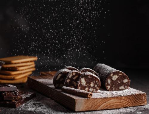 Salam de biscuiți: cea mai simplă rețetă