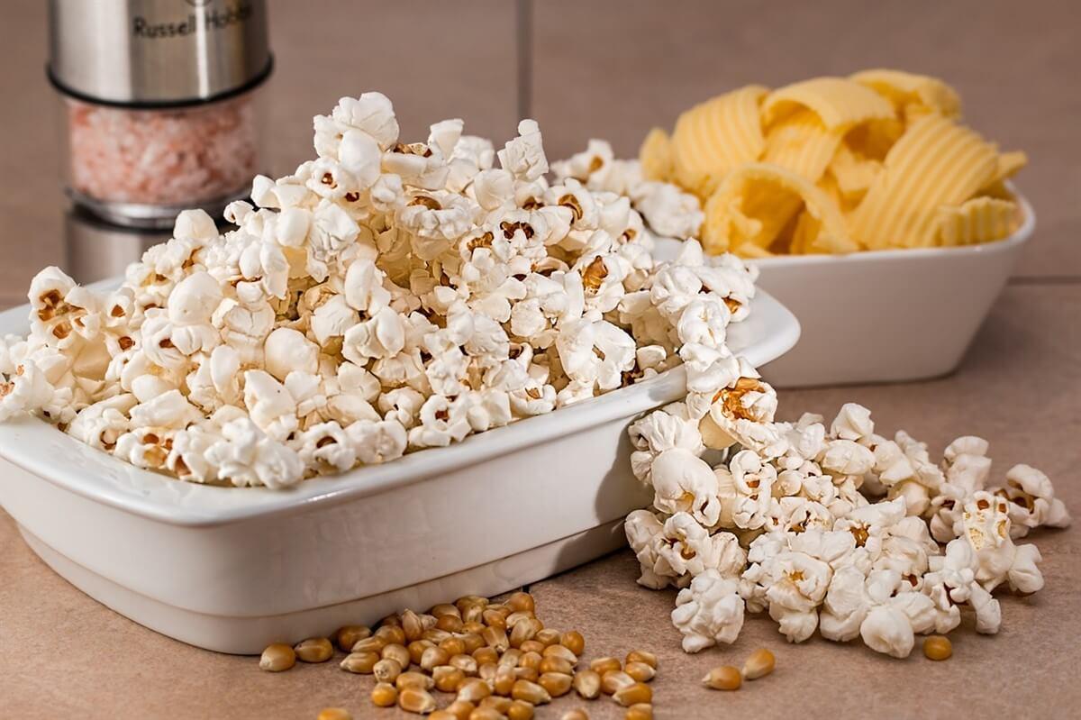 Popcorn fara ulei reteta