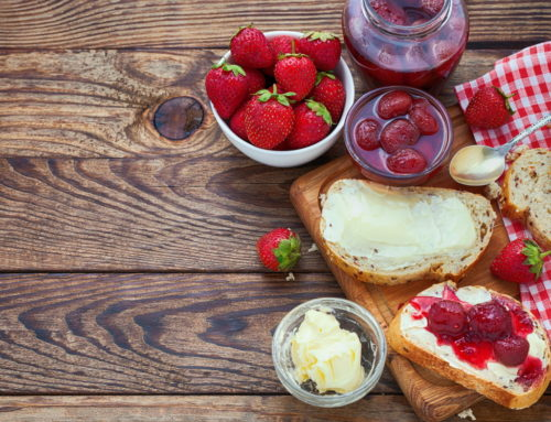 Dulceața de căpșuni: cea mai simplă rețetă