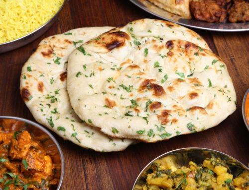 Pâine Naan: rețeta fără carbohidrați