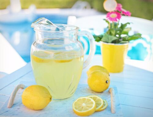 10 rețete de limonadă, care te vor răcori în această vară