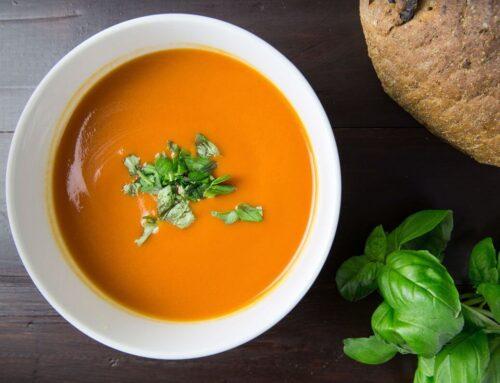Rețetă simplă de supă cremă de legume