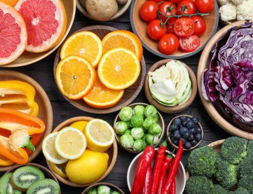 10 legume și fructe bogate în vitamina C și cum le folosești în rețete