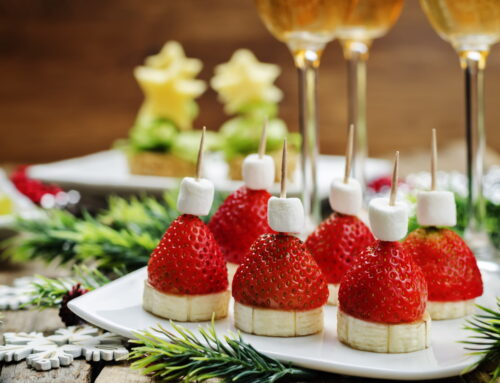 5 idei de aperitive de Crăciun care nu îngrașă