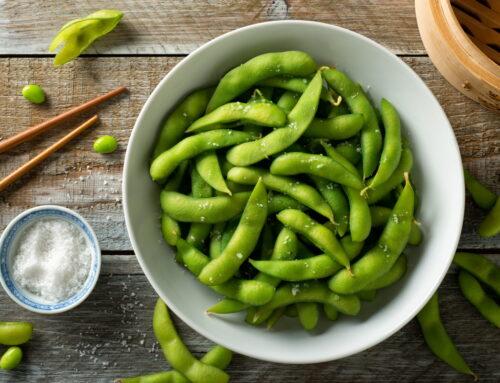 Edamame: beneficii și cum le mănânci corect