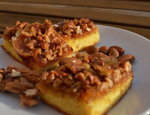 3 rețete de prăjituri cu nucă potrivite pentru orice ocazie