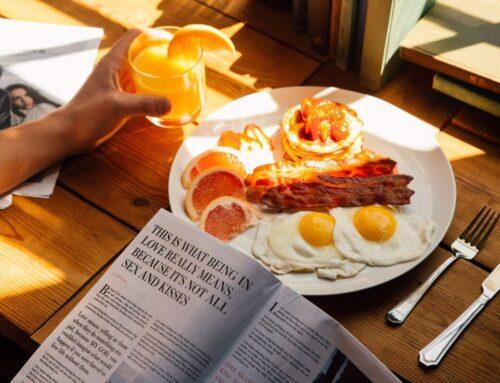 3 rețete cu bacon prăjit de încercat dimineața
