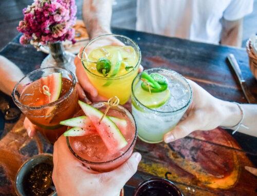 5 cocktail-uri fără alcool, delicioase și ușor de preparat