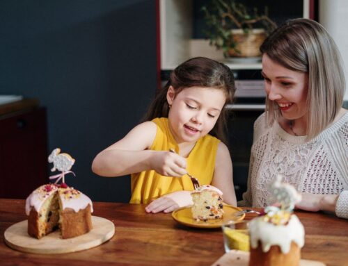 3 deserturi pentru Paște pe care le poți pregati cu cei mici