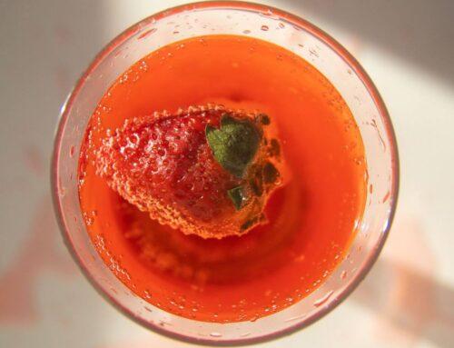 Rețetă de căpșunată: bautura delicioasă pe care să o prepari vara