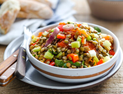 Salata de linte: 3 rețete pentru vară